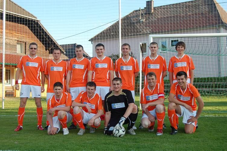 Mannschaft der FF Spörbichl